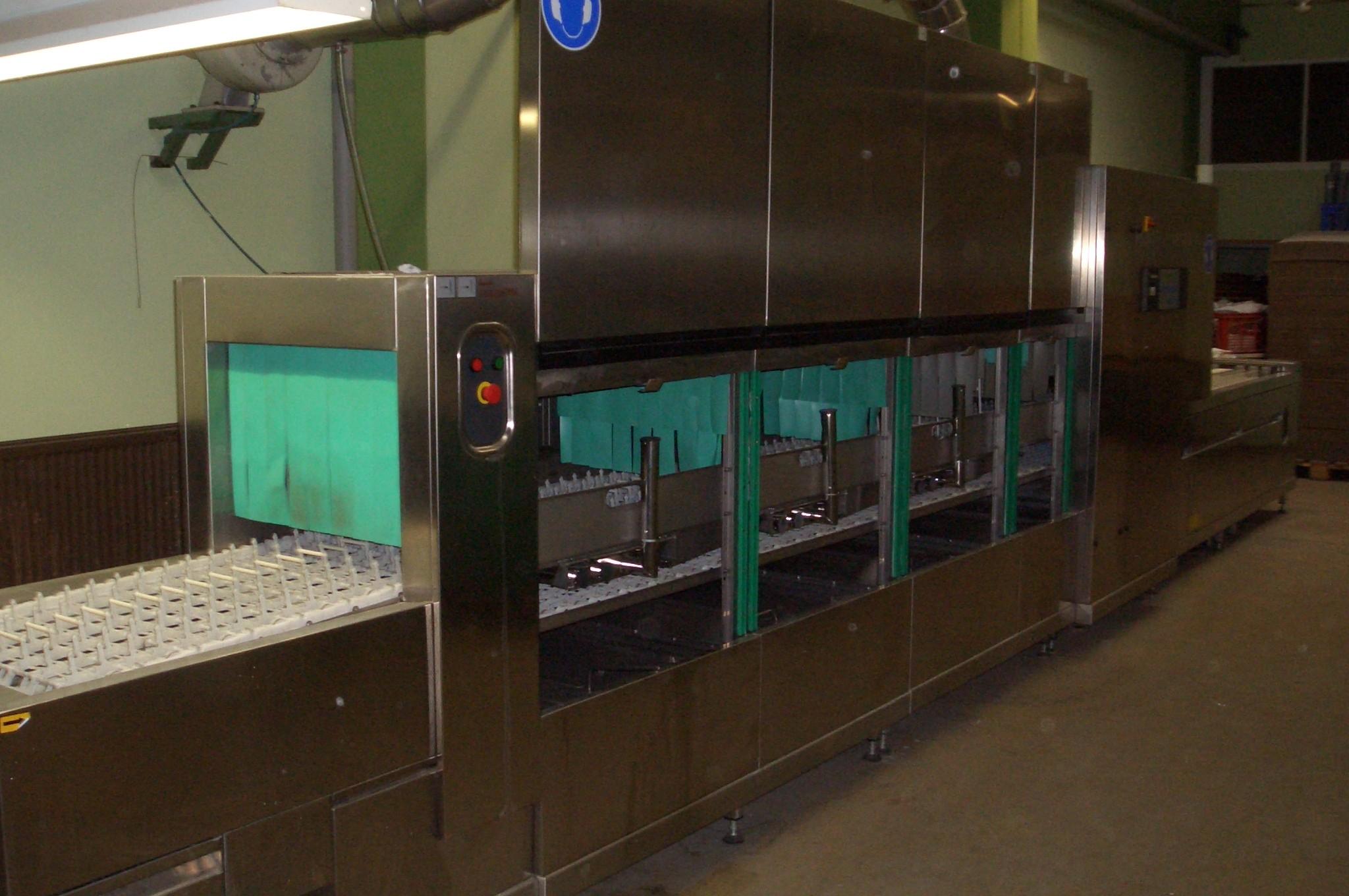ABIS GmbH  MACHINES & SERVICE (NEW  USED)  Öfen (Kilns  ~ Geschirrspülmaschine Gebraucht