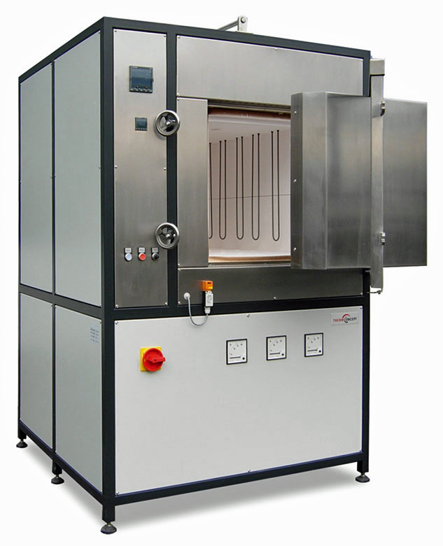 ABIS GmbH - MACHINES & SERVICE (NEW / USED) - Öfen (Kilns, furnaces ...