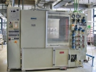 Pressure casting machine, semi-automatic, used