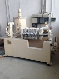 Laboratory-chamber filter press 400x400x9, used